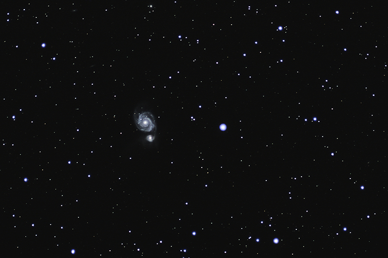 M51 - Whirpool Galaxy