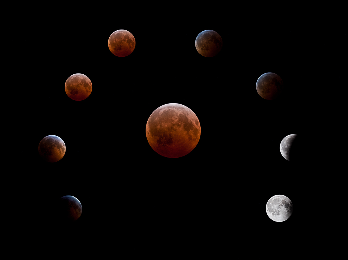 Total Lunar Eclipse 2010